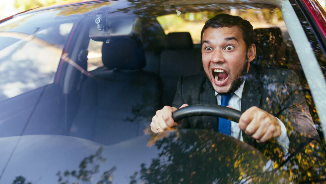 عادت بد رانندگی