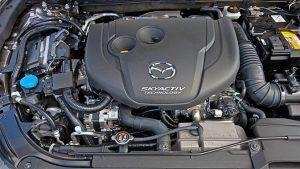 موتور مزدا3 جدید
