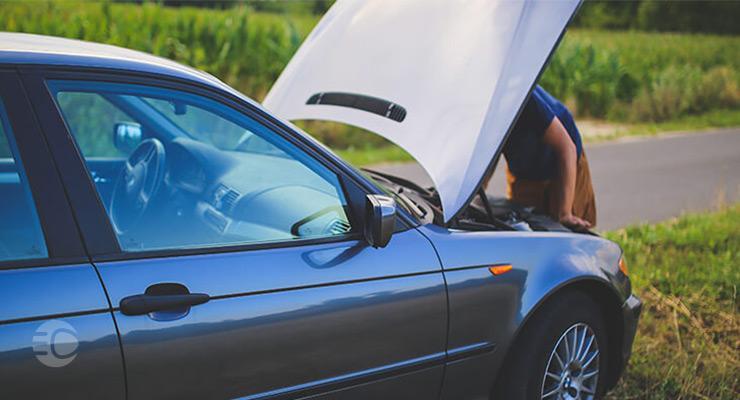 علت سر و صدای خودرو
