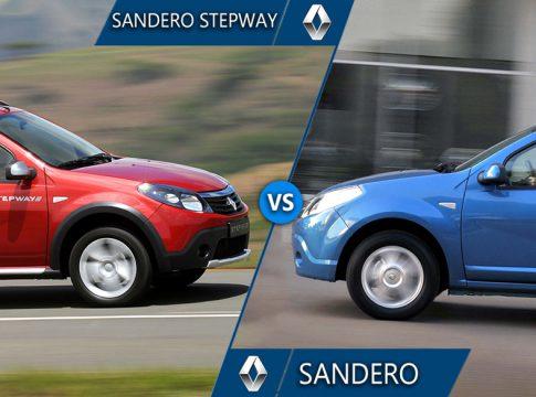 تفاوت ساندرو و ساندرو استپ وی چیست؟