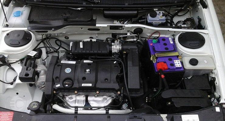 موتور پژو پارس