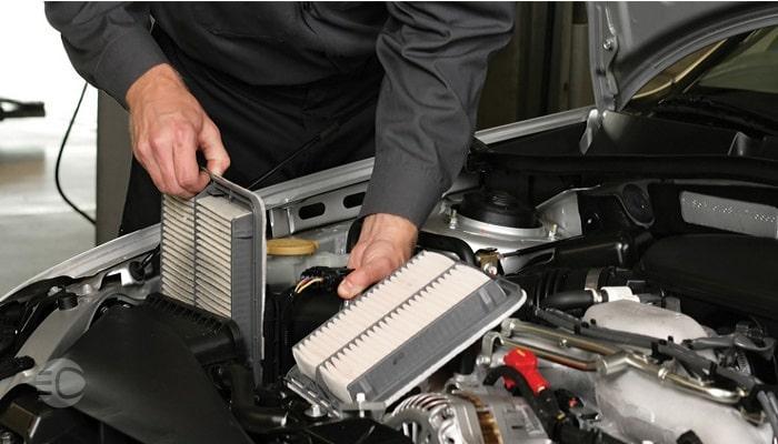 علت گاز نخوردن ماشین میتواند فیلتر هوا باشد!