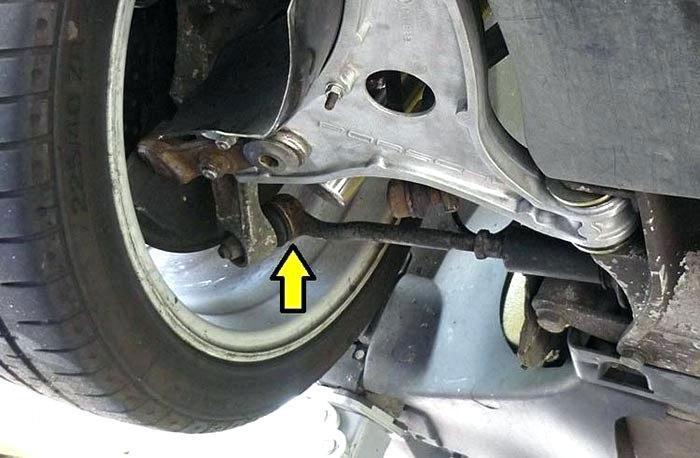 سیبک خودرو چیست و علائم خرابی آن کدامند؟