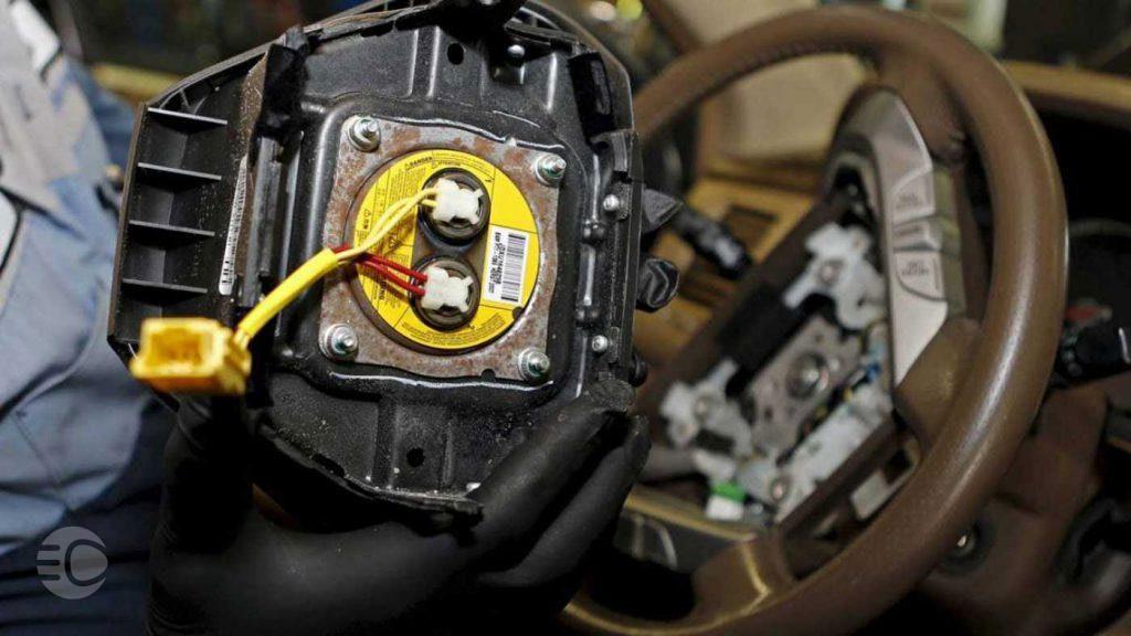 نجوه غیر فعال کردن کلید ایربگ در خودروها