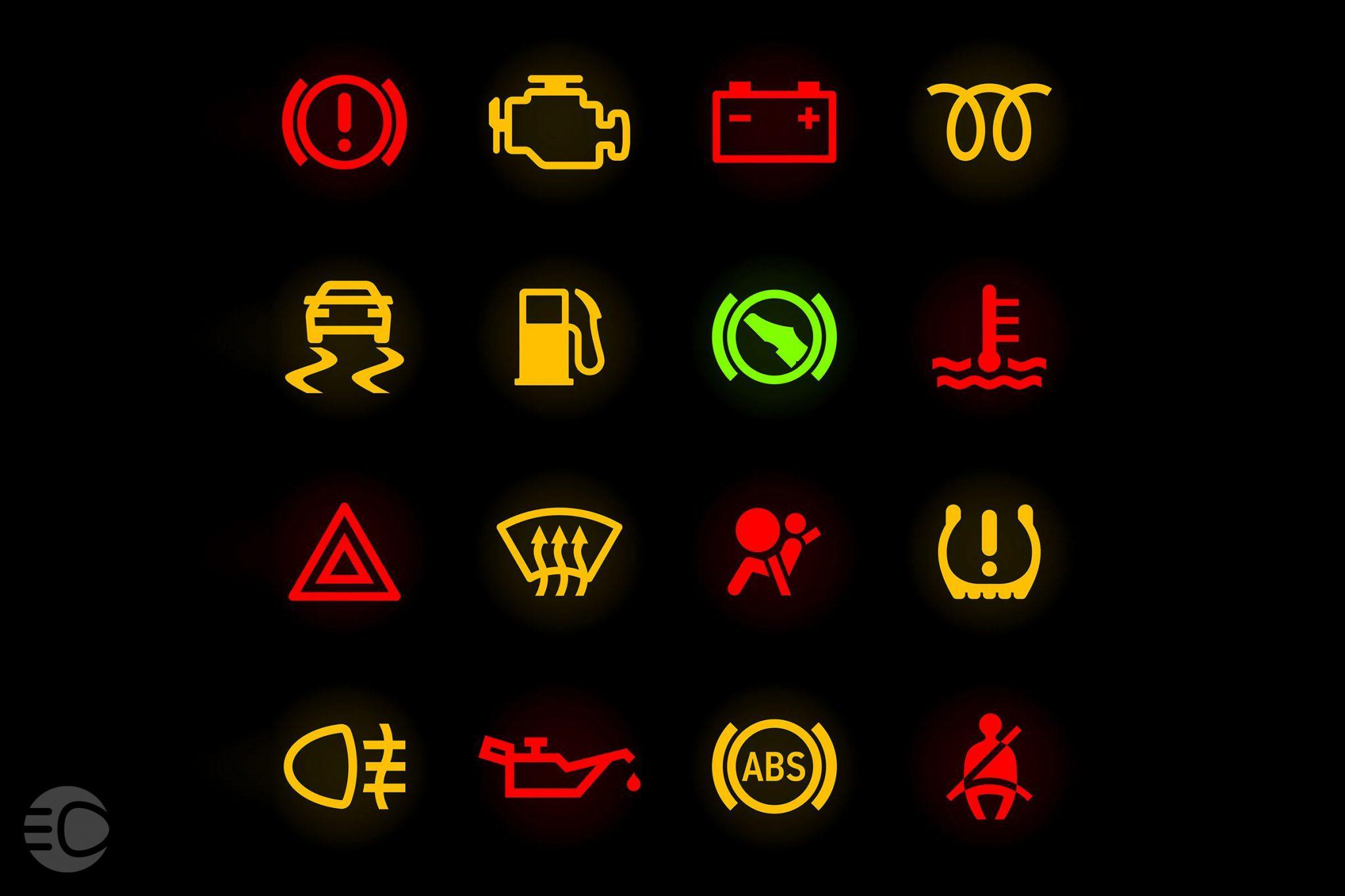 چرا چراغ روغن خودرو روشن میشود؟