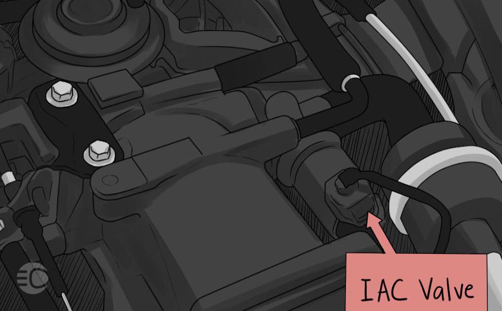 علائم خرابی استپر موتور خودرو