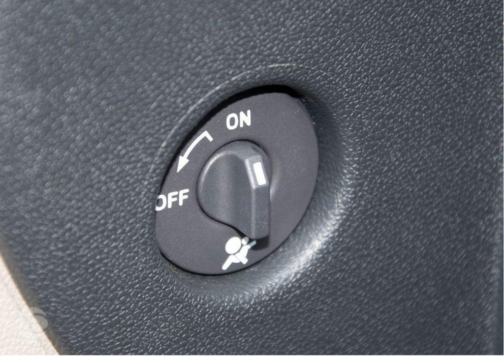 نحوه غیر فعال کردن کلید ایربگ در خودروها