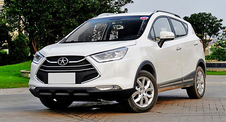 پر فروش ترین خودروهای چینی در بازار ایران