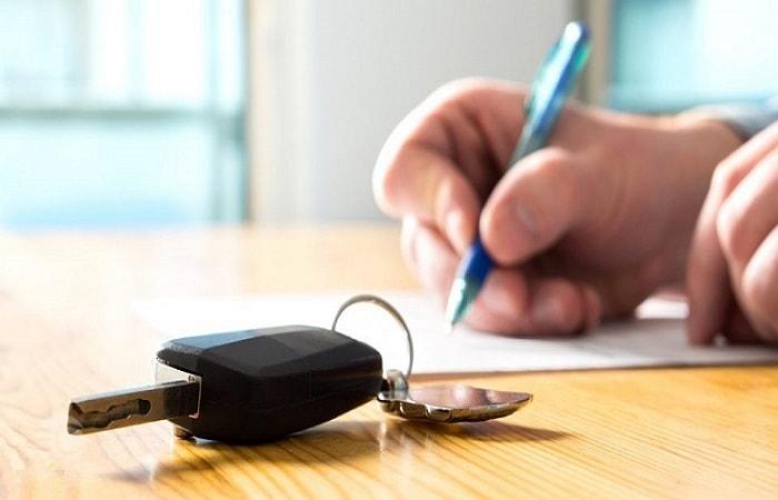 مبایعه نامه خودرو را در بنگاه های معتیر بنویسید