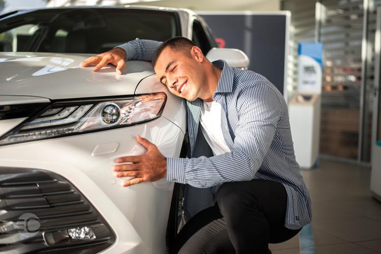فروش خودرو برای افراد پر مشغله